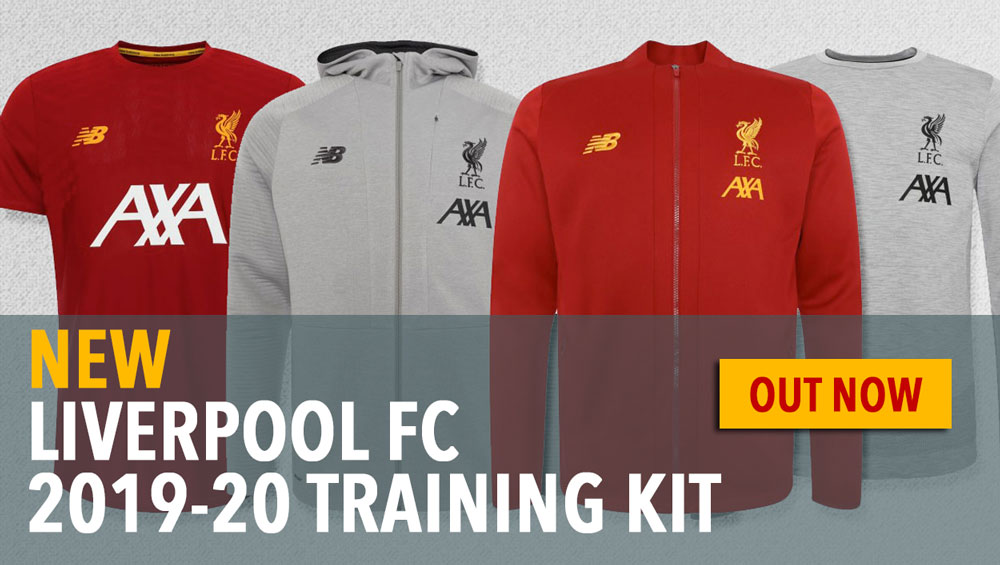 New LFC Training Kits 2019-20