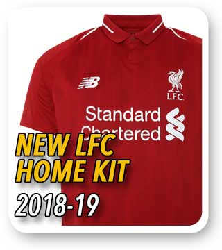 Official LFC Home Kit 2018/19