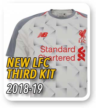 Official LFC Third Kit 2018/19