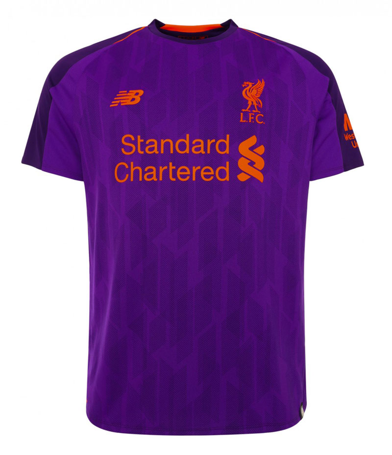 New Liverpool Away Shirt 2018-19