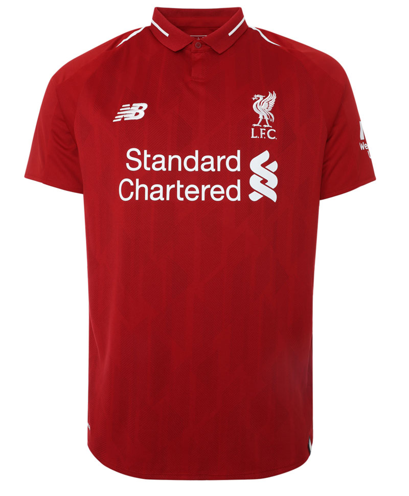 New Liverpool Home Shirt 2018-19