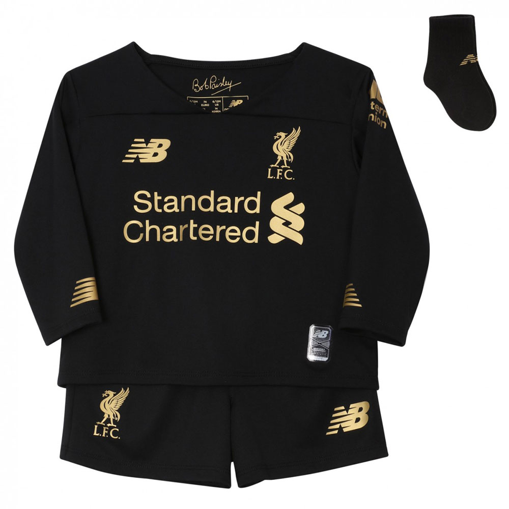 LFC Home Baby Goalie Kit