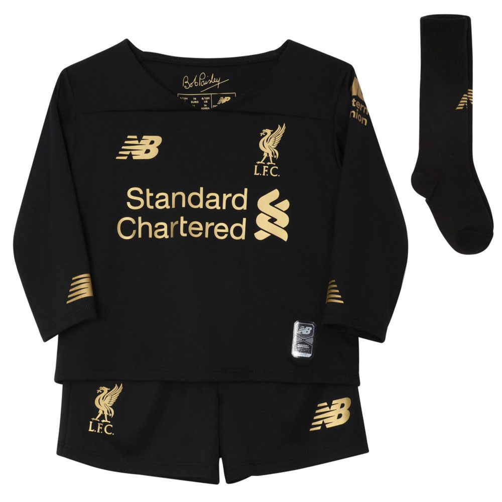 LFC Home Goalkeeper Kit Kids