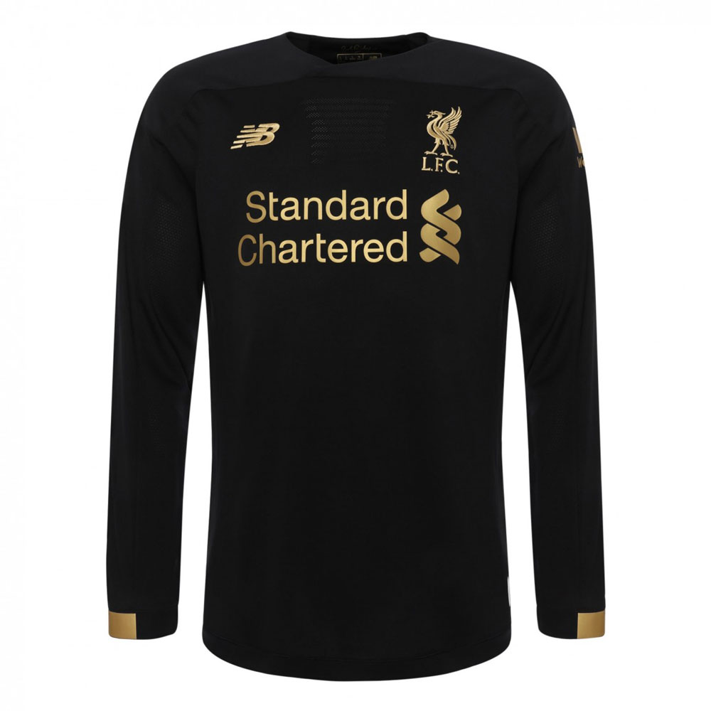 LFC Home Goalkeeper Shirt Kids