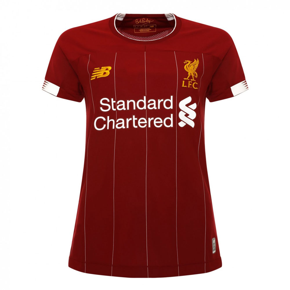 Home Shirt Ladies Short Sleeve