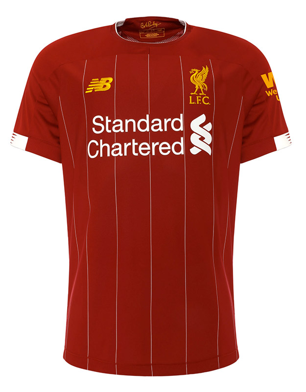 New Liverpool Home Shirt 2019-20