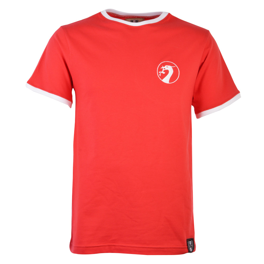 12th Man Liverpool - Red/White Ringer