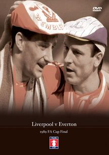 Liverpool v Everton 1989 FA Cup Final DVD