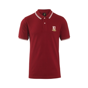 LFC Mens Red Conninsby Etro Polo