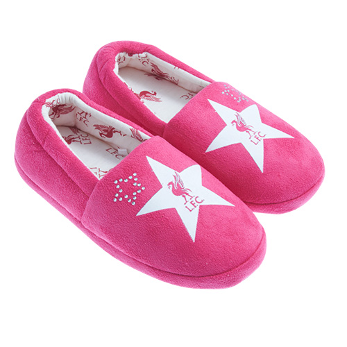 Liverpool FC Slippers - Girls