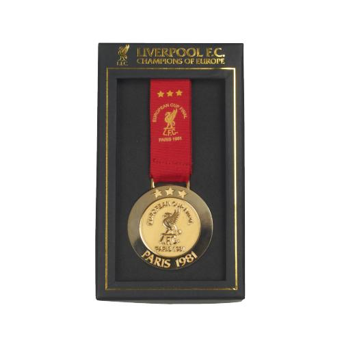LFC Paris 1981 Medal