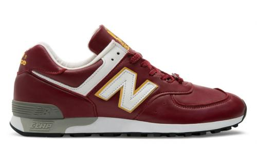 LFC New Balance 576 Red/White Home Trainer