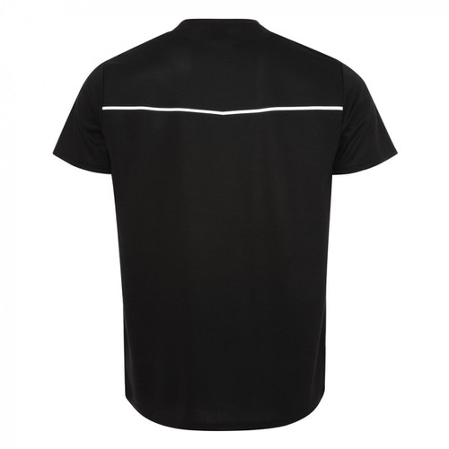 LFC Mens Charcoal Raised Pique Tee