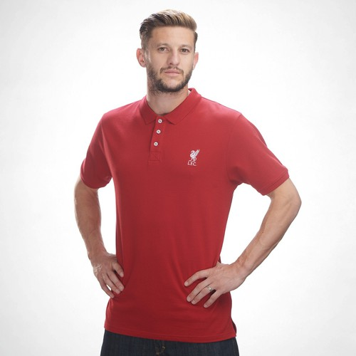 LFC Mens Vintage Red Polo