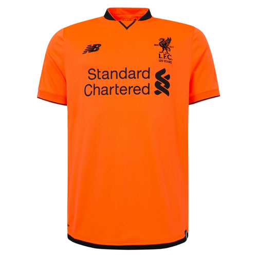 New Liverpool Third Shirt 17-18