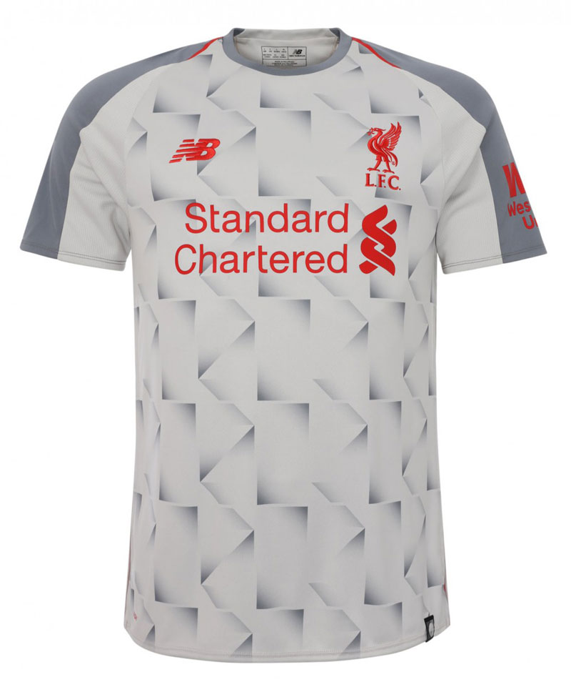 New Liverpool Third Shirt 18/19