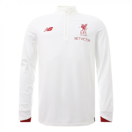 2017/18 LFC Mid Layer Training top - Mens White