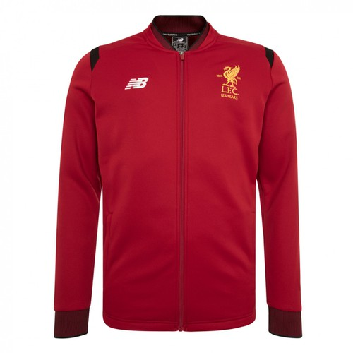 Liverpool Training Walkout Jacket - Red 2017-18