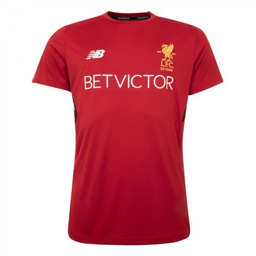 Red LFC Training Motion Short Sleeves 17/18