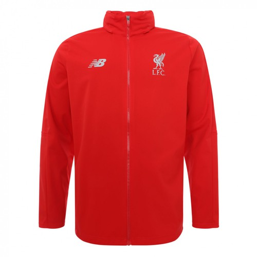 Kids Red LFC Precision Training  Jacket 18/19