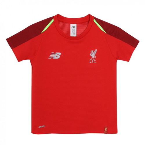 LFC Infant Red Training Short Sleeve Jersey 18/19