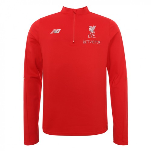 LFC Mens - Red Training Sweater 2018-19
