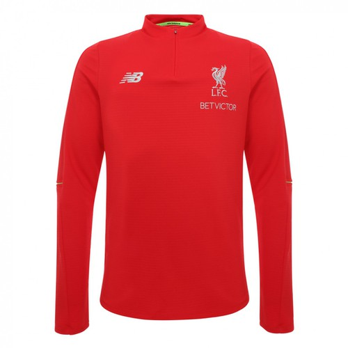LFC Mid-Layer Training Mens - Red 2018-19