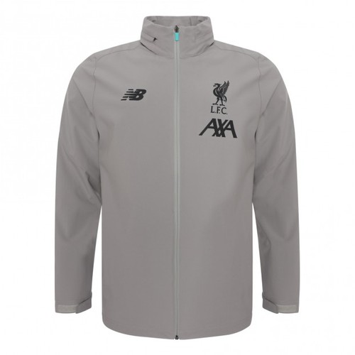 19/20 LFC Kids Grey Base Jacket
