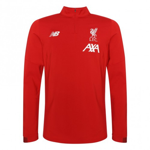 19-20 LFC Mens Red pitch Long-Sleeved Top