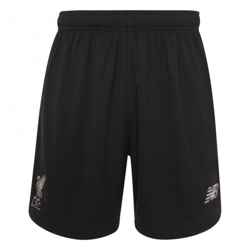 Black LFC Pitch Knit Short 19/20 - Kids