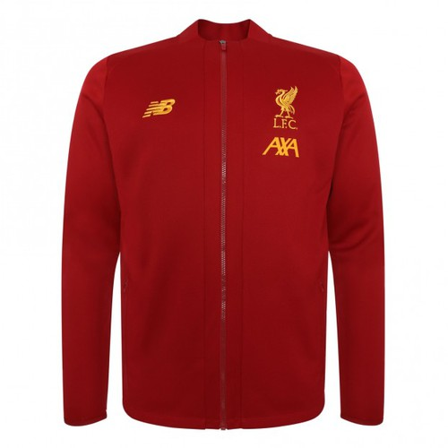LFC 2019-20 Pre Match Red Jacket