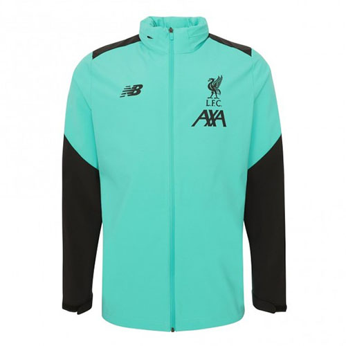 LFC Mens Jacket Tidepool/Black 19-20