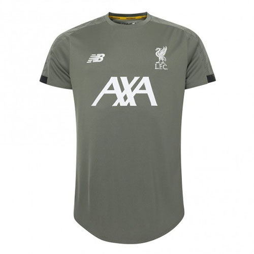 LFC Mens Training Top Khaki 2019/20