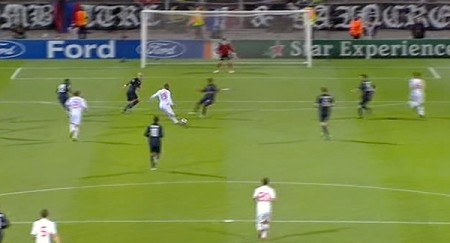 Babel's 83rd minute strike is undone with a last minute equaliser.