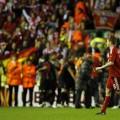 Gerrard Atletico Madrid home semi final [PicA]