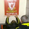 Kenny Dalglish This is Anfield sign