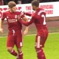 Gerrard returns to Liverpool action