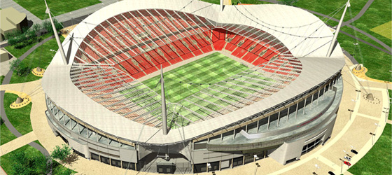 Liverpool Chief Insists On New Anfield Stadium Progress Anfield