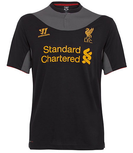 Liverpool FC Away Shirt 2012-13