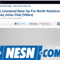Clint Dempsey signs for Liverpool, according to NESN