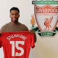 Daniel Sturridge signs for Liverpool