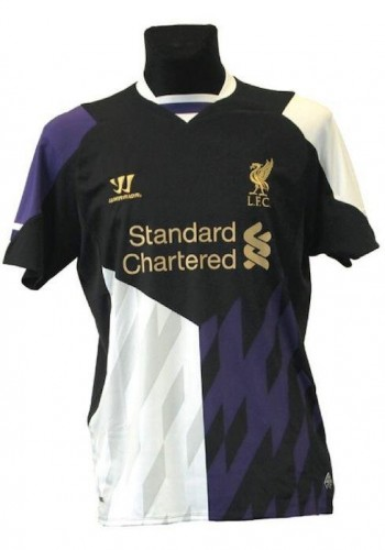 New Liverpool Shirts 2013-14