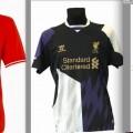 Liverpool Shirts 2013-14