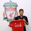 Adam Lallana signs for Liverpool FC