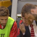 Rickie Lambert and Fabio Borini sent on - from SAS to 'Lambrini'