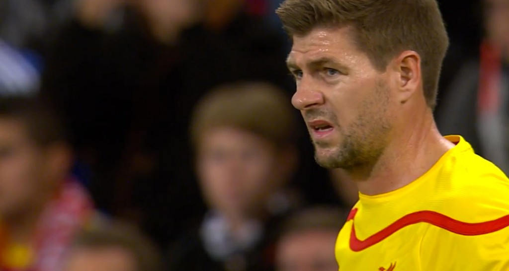 Gerrard away at Basel