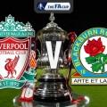 Liverpool v Blackburn FA Cup
