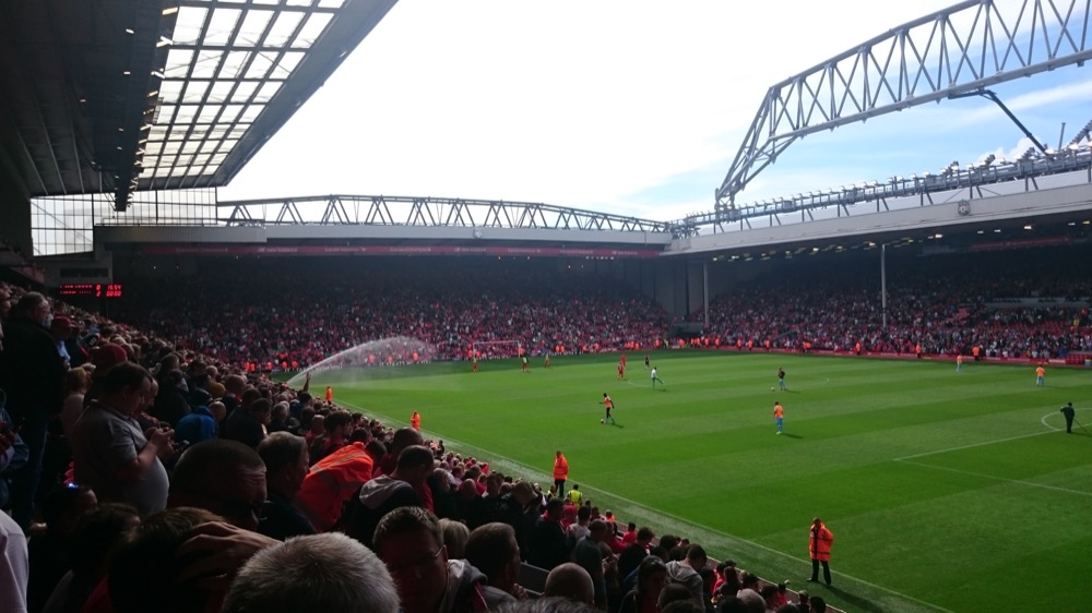 West Ham win at Anfield