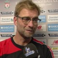 Jurgen Klopp post West Brom interview