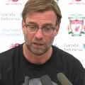VIDEO: Klopp pre-Southampton press conference